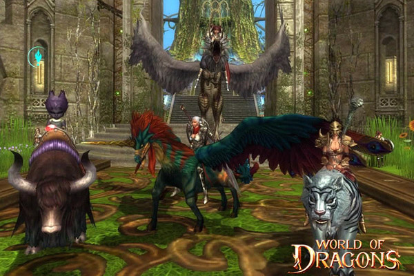 Обзор World of Dragons